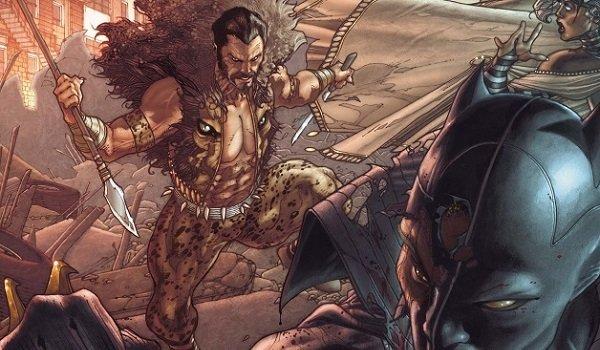 Kraven Black Panther Marvel