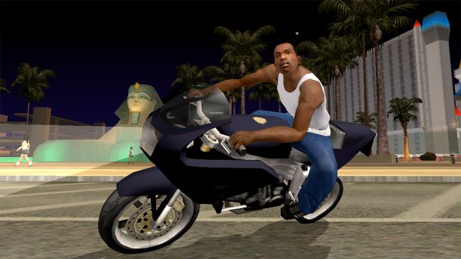 Grand Theft Auto Series - Best console games you can play on a phone or tablet