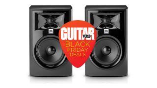 Upgrade your home studio for less with these cut price JBL 305P studio monitors