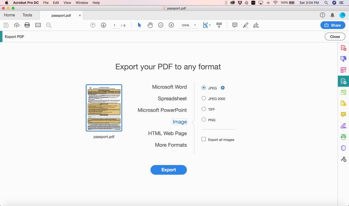 How to Convert PDF to JPG | TechRadar