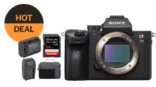 Sony A7 III is just $1,698 with free battery, SD card and bag!