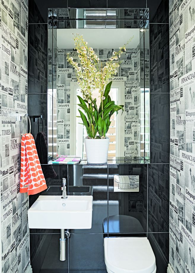 Modern Cloakroom Ideas Cloakrooms Powder Rooms Decor Inspiration
