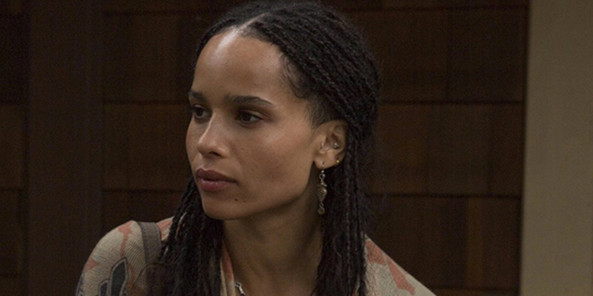 The Batman's Zoe Kravitz Was Turned Away From The Dark Knight Rises Audition For Being 'Too Urban'