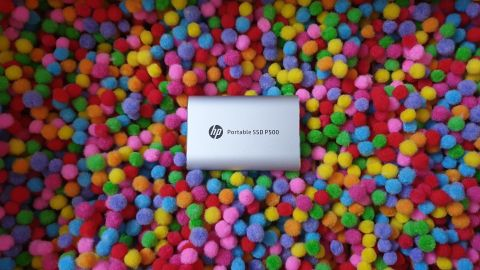 HP P500 1TB external SSD