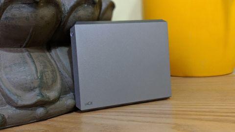 LaCie Mobile SSD 2TB