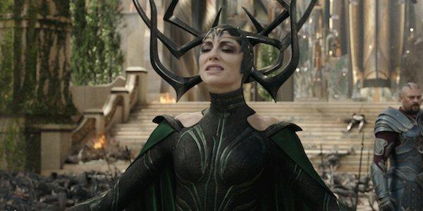 Hela Thor Ragnarok Cate Blanchett