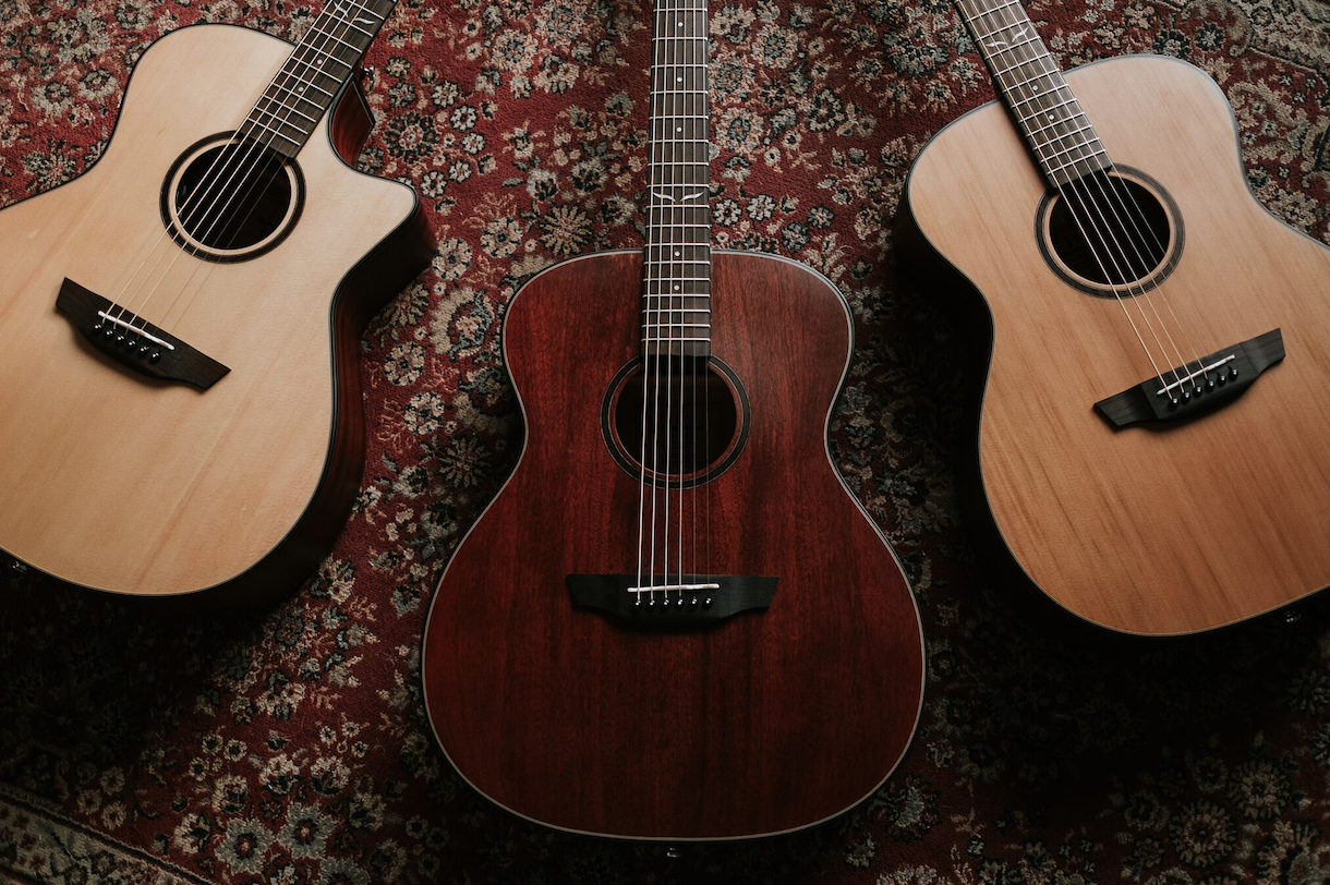 Orangewood Introduces Overland Collection of Acoustic