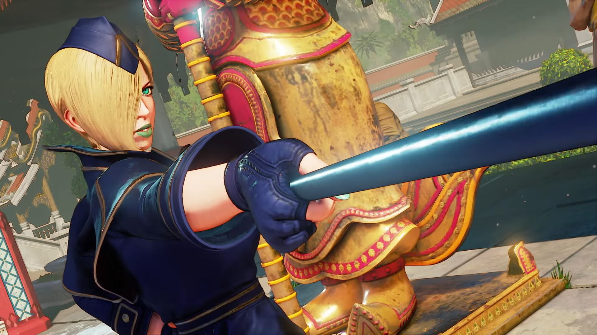 Street Fighter V update makes it impossible for blind people to play