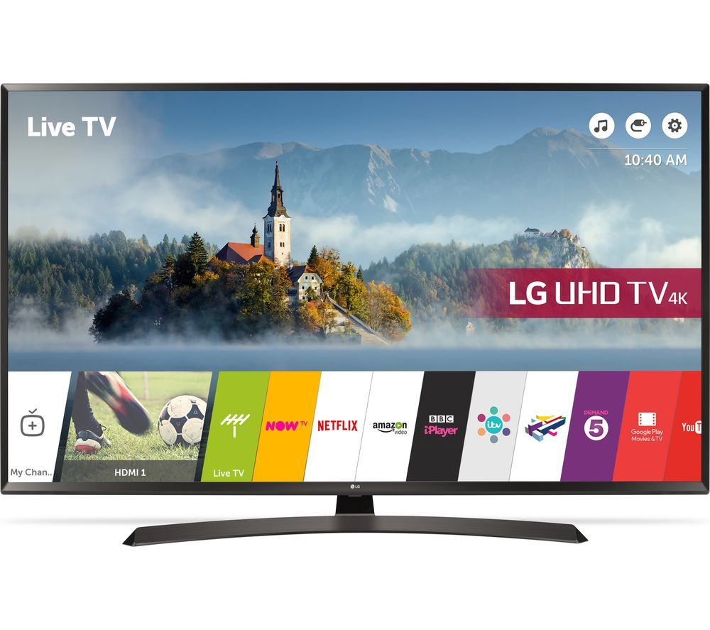 Should I buy the LG 43UJ634V 4K Smart TV?