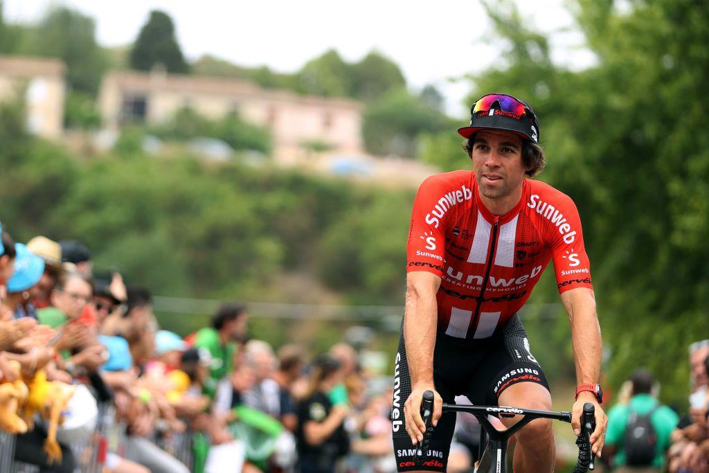 Sunweb coach responds to Michael Matthews' Tour de France non-selection