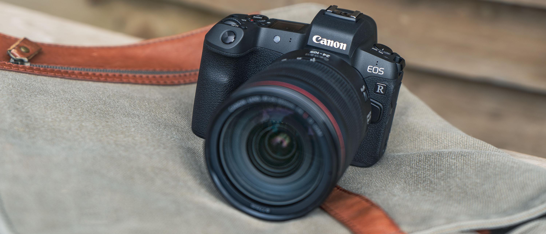 Canon Eos R Review Techradar