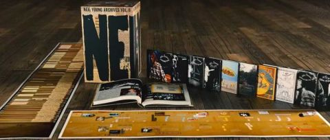 Neil Young Archives Volume II