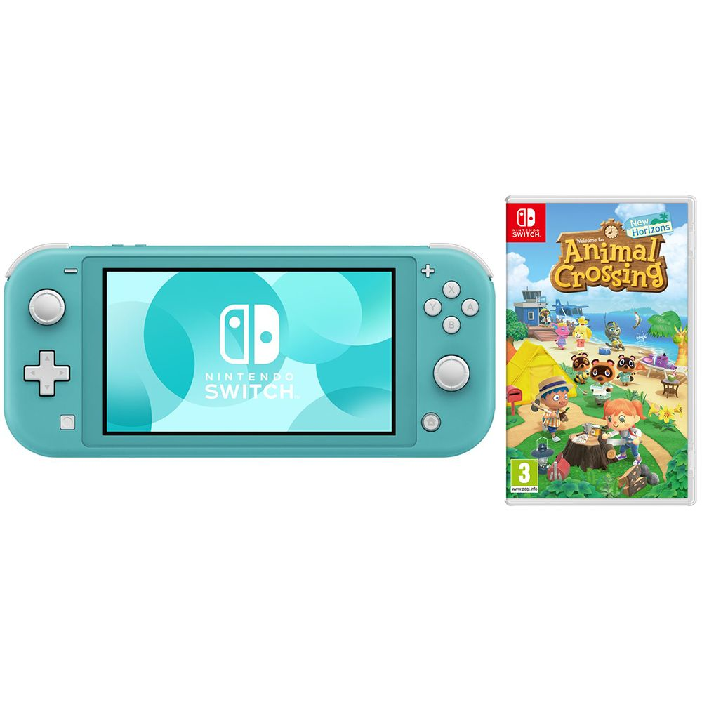 Get This Nintendo Switch Lite Animal Crossing New Horizons Bundle For A Steal T3