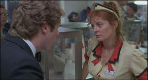 White Palace - James Spader's younger man falls for Susan Sarandon's middle-aged waitress in the1990 romance