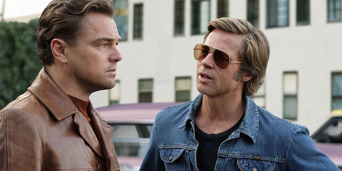 Brad Pitt Knows The Answer To Once Upon A Time In Hollywood's Unsolved Mystery