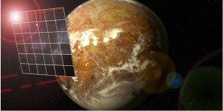 Starshot Nanoprobe at Proxima b