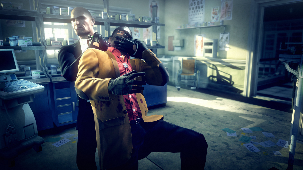 Hitman Absolution Is Free On Gog Pc Gamer