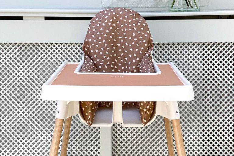 Cove Baby IKEA highchair stickers, placemats and cushion inserts