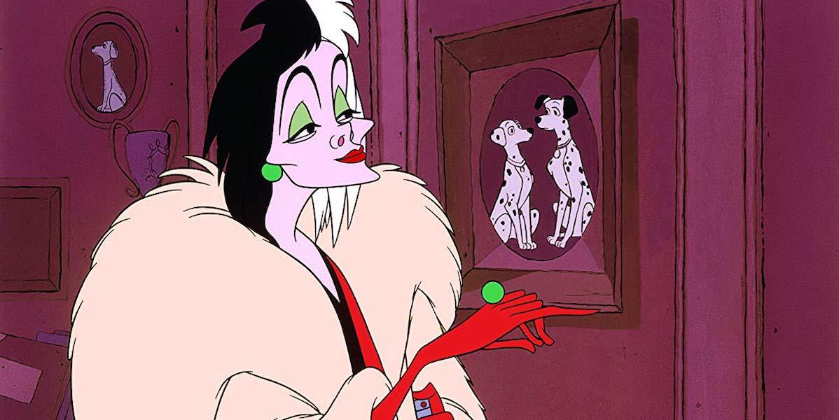 Cruella De Vil One Hundred and One Dalmatians