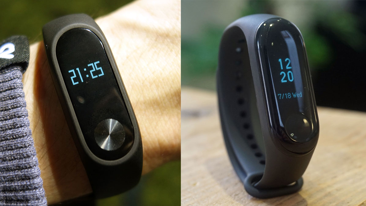 Xiaomi Mi Band 3 vs Mi Band 2: battle of the affordable fitness