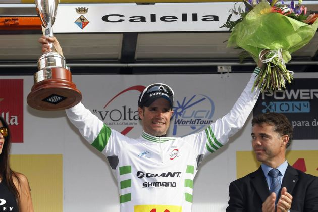 Luka Mezgec wins stage one of the 2014 Tour of Catalonia