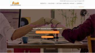 Foxit PhantomPDF - An affordable PDF editing app