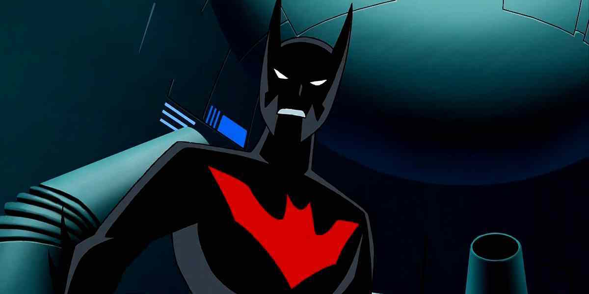 Why Batman Beyond Is One Of The Best Iterations Of Batman
