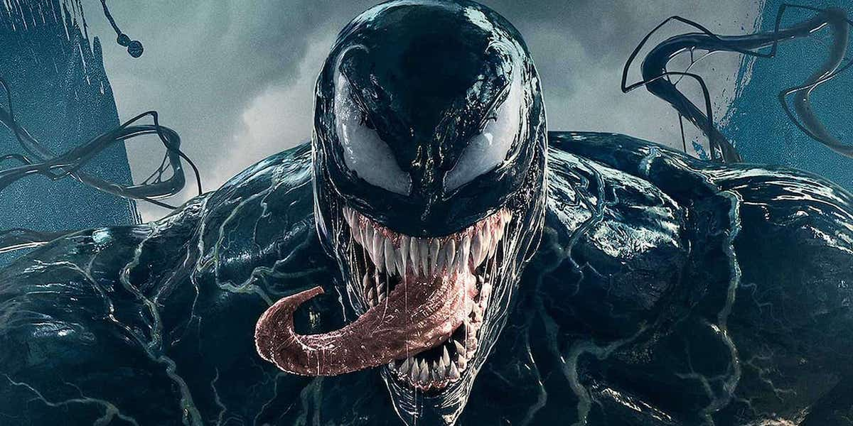 Venom Concept Art Reveals Creepy Alternate Look For Tom Hardy's Character