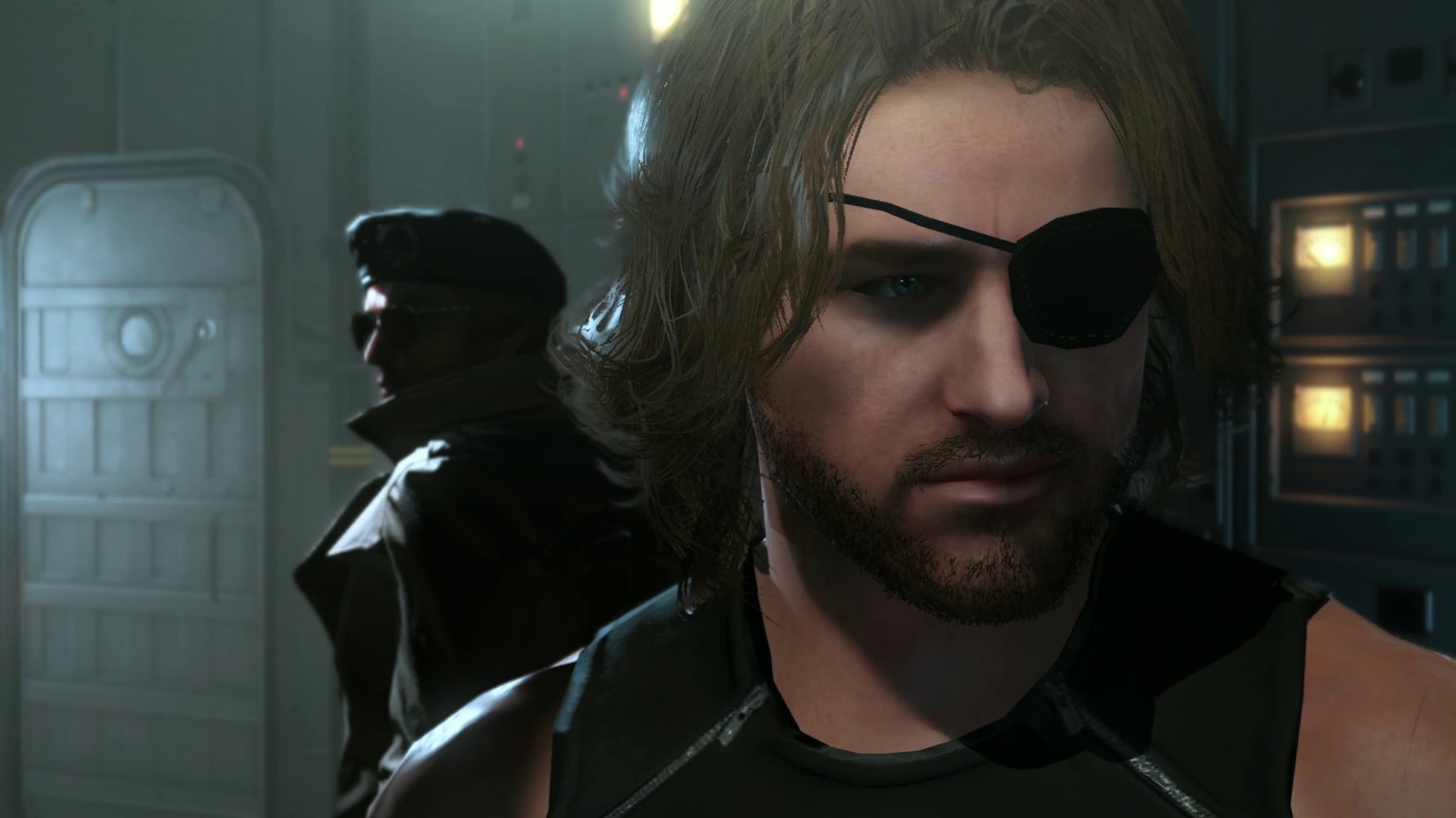 You Can Now Play Metal Gear Solid 5 As Snake From Escape