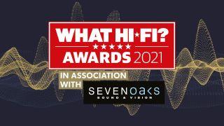What Hi-Fi? Awards 2021 logo