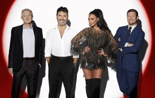 X Factor Celebrity judges