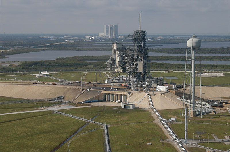 SpaceX to Lease Historic NASA Launch Pad | Space