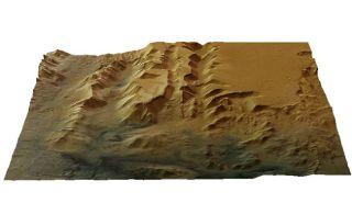 See Mars in 3-D