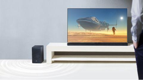 LG SJ8 Sound Bar review | TechRadar