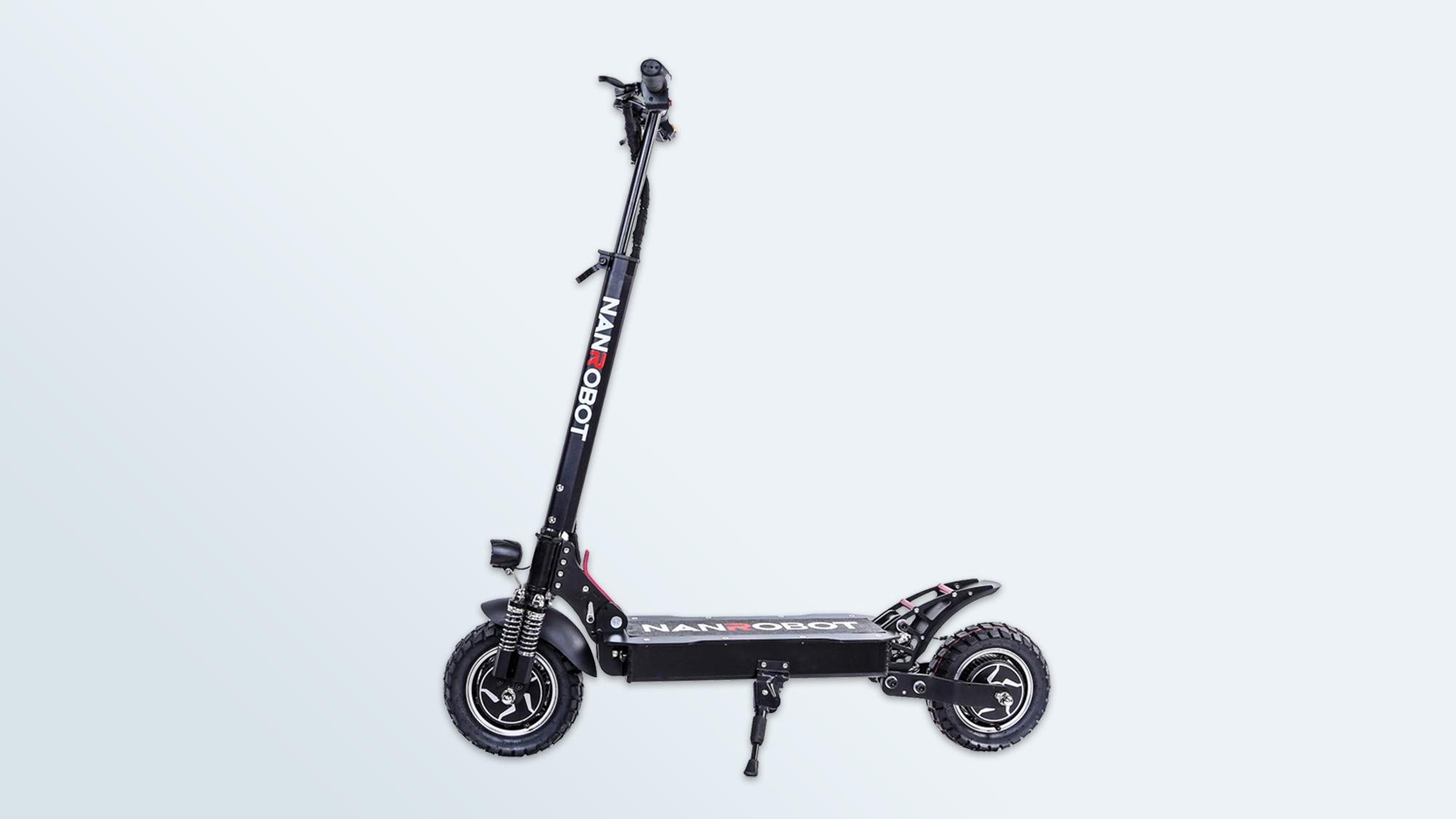 Melhores scooters elétricas: Nanrobot D4 +