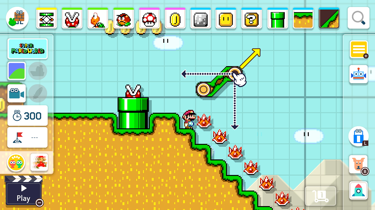 Prime Super Mario Maker 2 Level Codes The Best Custom Levels To Creativecarmelina Interior Chair Design Creativecarmelinacom
