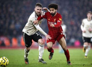 Liverpool v Manchester United – Premier League – Anfield