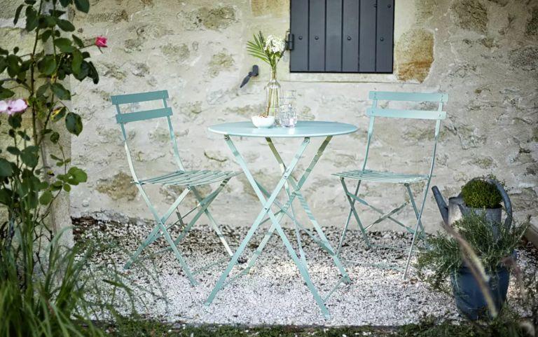 Best garden furniture: Argos Home Eve Folding 2 Seater Metal Bistro Set