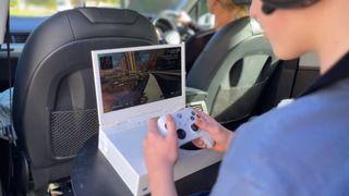 xScreen Xbox Series S