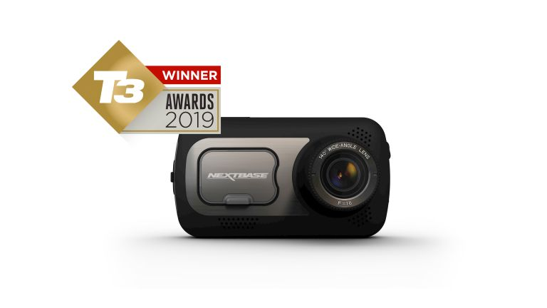 Nextbase 522GW is crowned as the ultimate dash cam