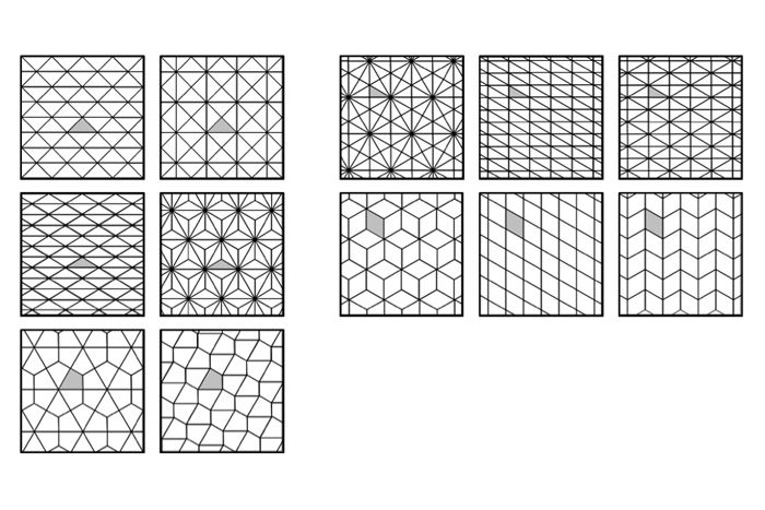 Tessellation: The Geometry of Tiles, Honeycombs and M C