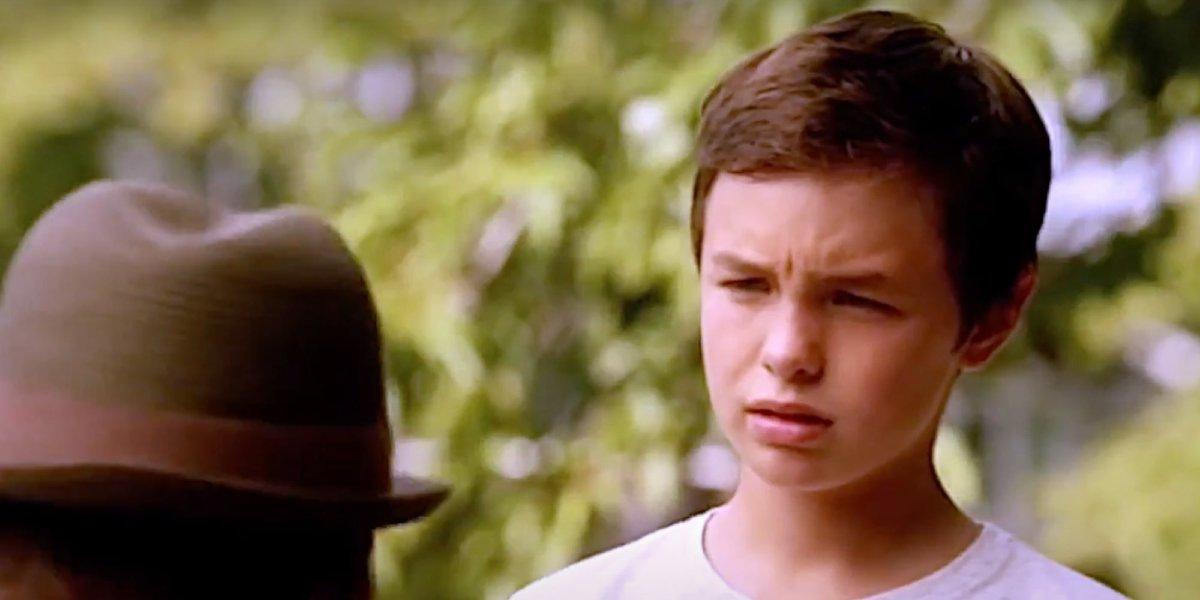 Logan Williams in The Flash