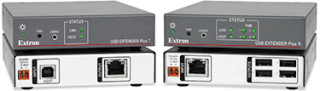 Extron New USB Extender Supports Multiple Devices
