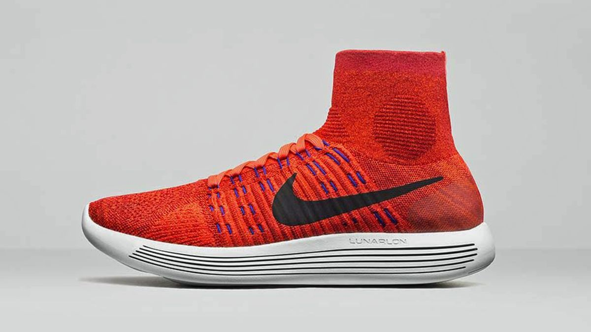 Hands on with Nike's LunarEpic Flyknit, a futuristic-looking, bouncy,  supportive, super-techy new shoe | T3
