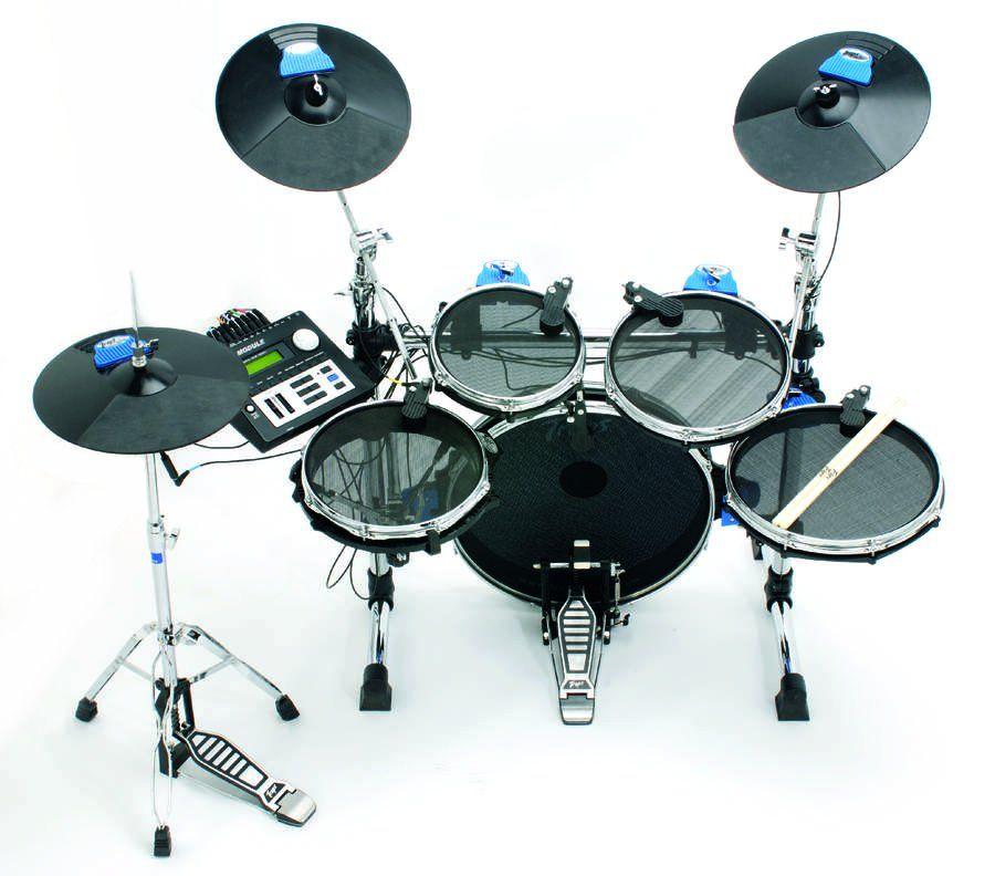 Traps E400 Electronic Drum Kit Review Musicradar