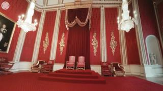 Buckingham Palace VR tour