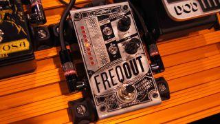 DigiTech s NAMM board a proper Freq show