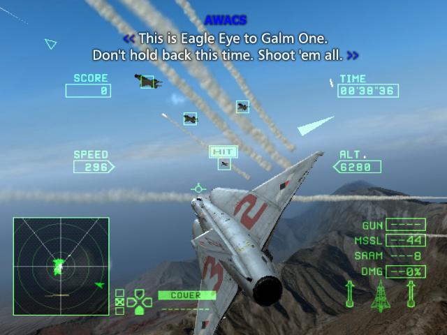 Ace Combat Zero The Belkan War Review Gamesradar