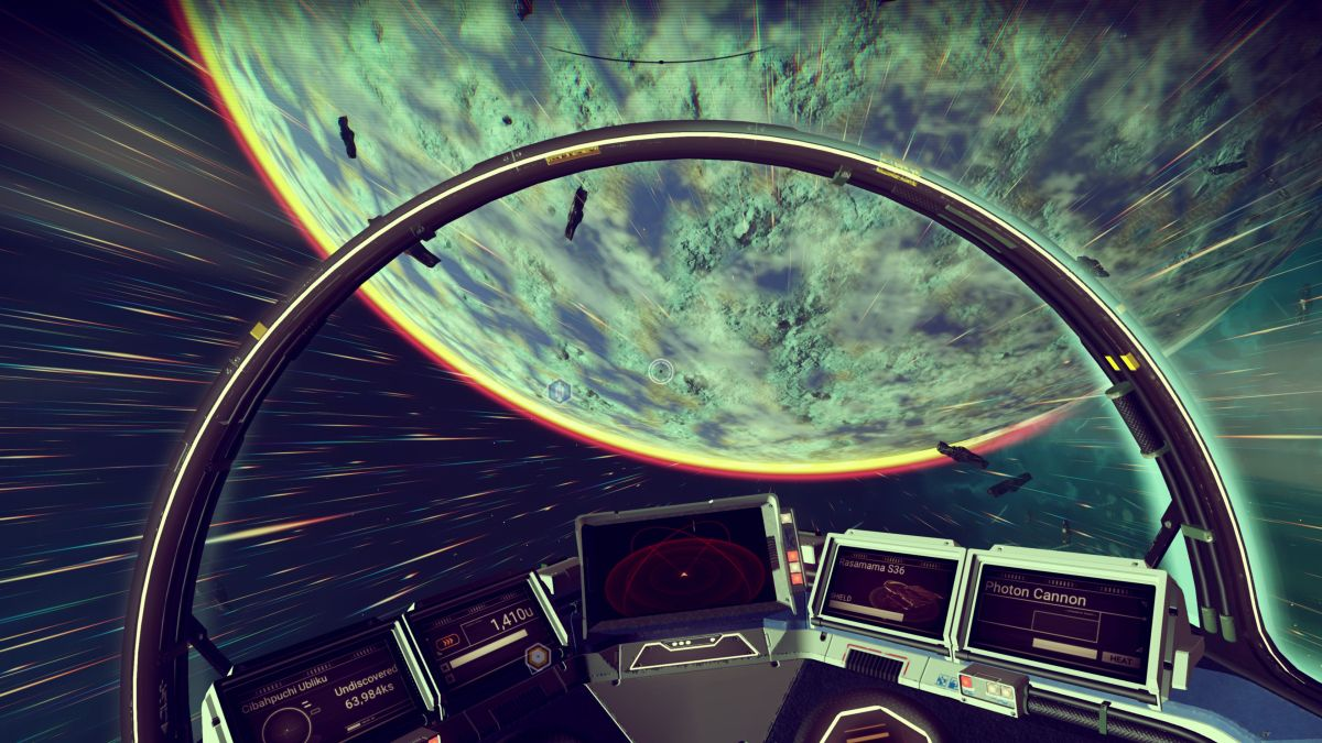 No Man's Sky hints at VR port in player survey