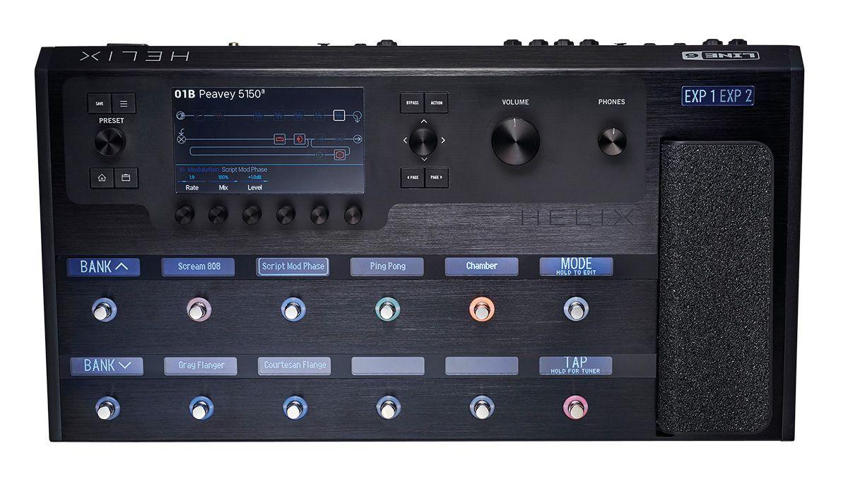 Line 6 Helix Musicradar